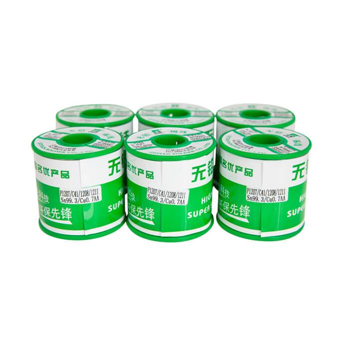 lead free solder wire of tin copper alloy-02
