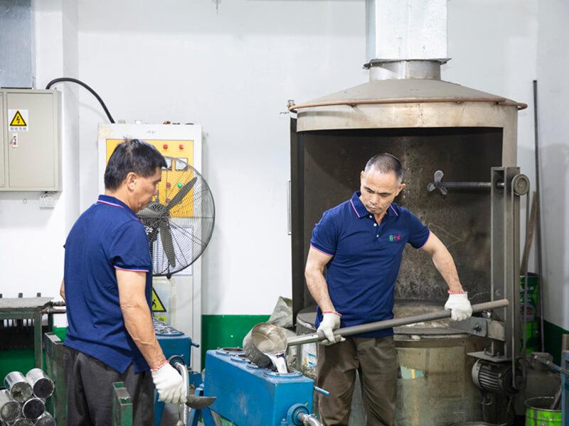 Solder bar processing equipment